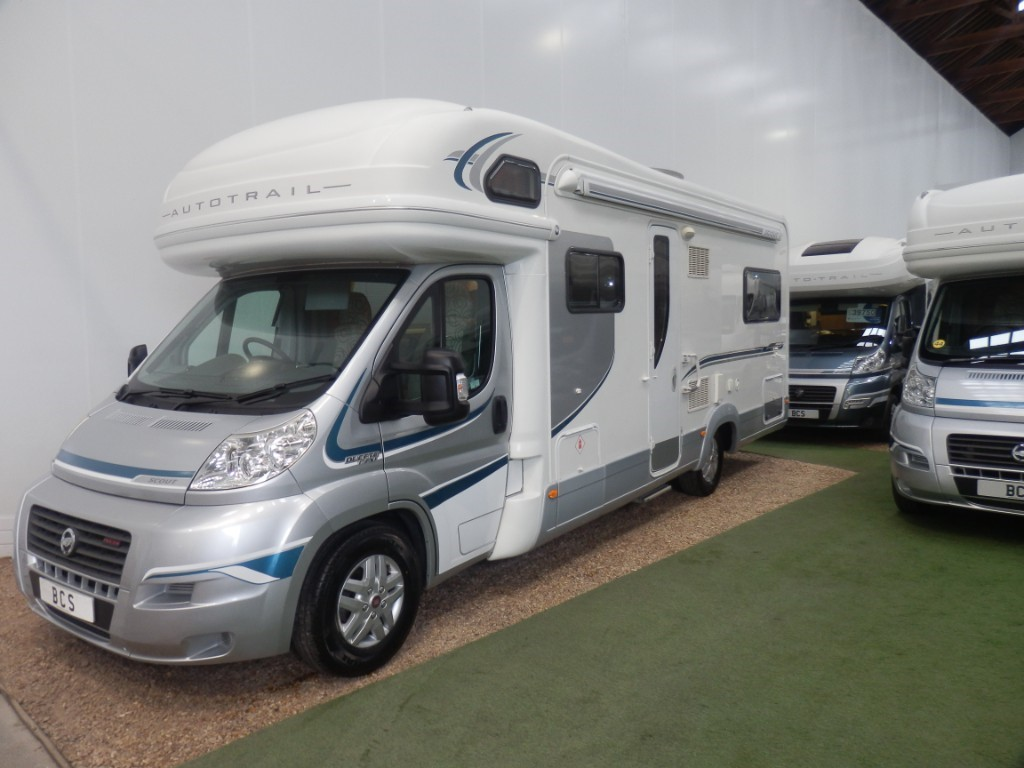 used Autotrail Scout SE in lancashire