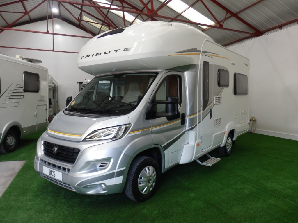 used Autotrail Tribute T625 in lancashire