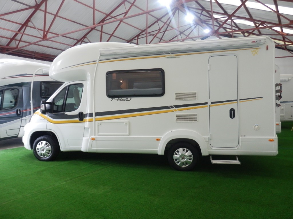 used Autotrail Tribute T620 in lancashire