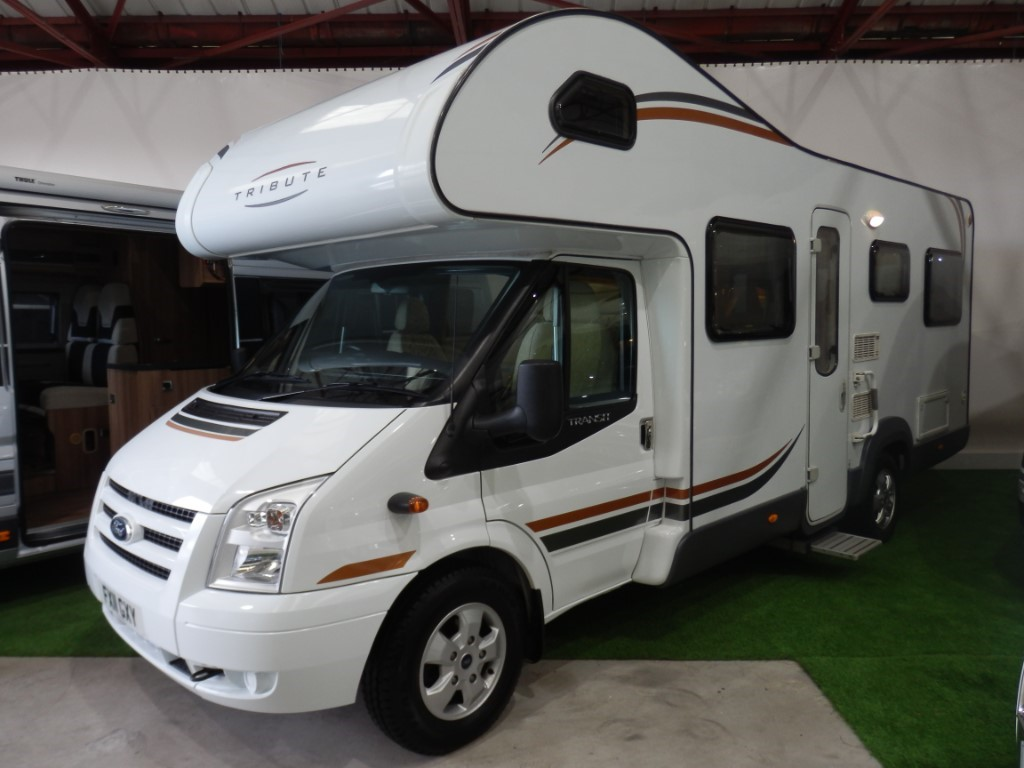 used Autotrail Tribute T720 in lancashire