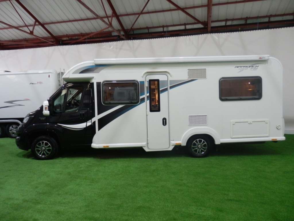 used Bailey Approach Autograph 745 in lancashire