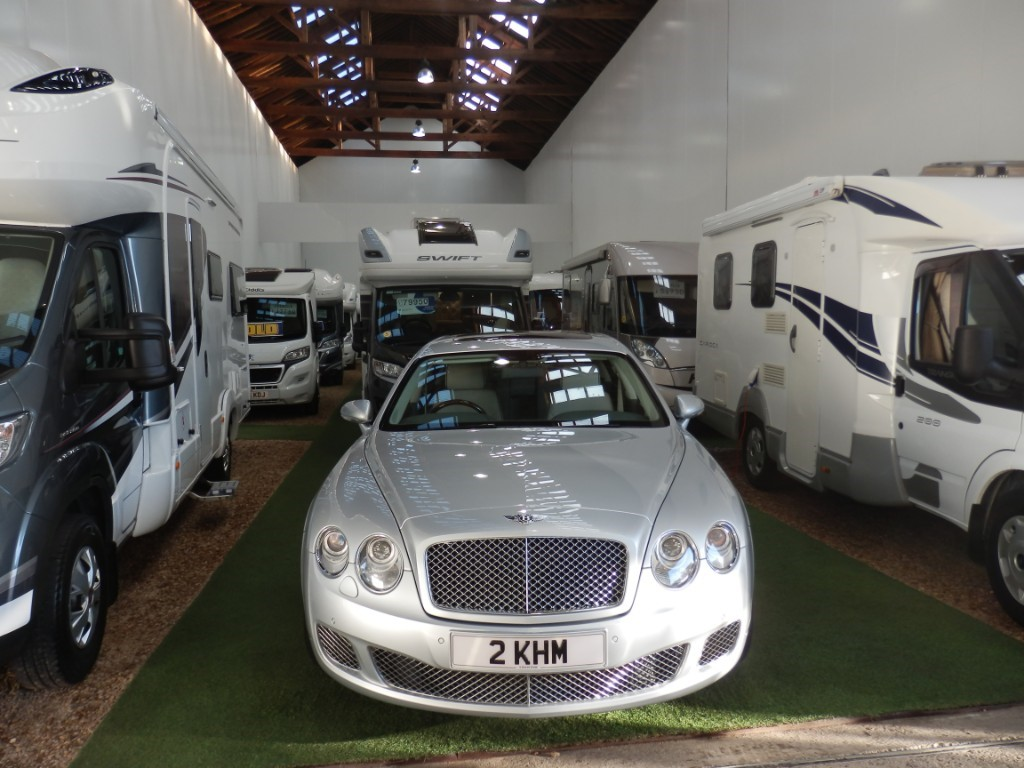used Bentley Continental FLYING SPUR in lancashire