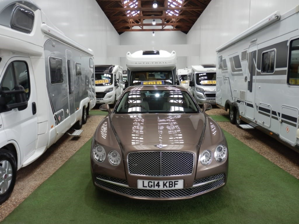used Bentley Flying Spur W12 in lancashire