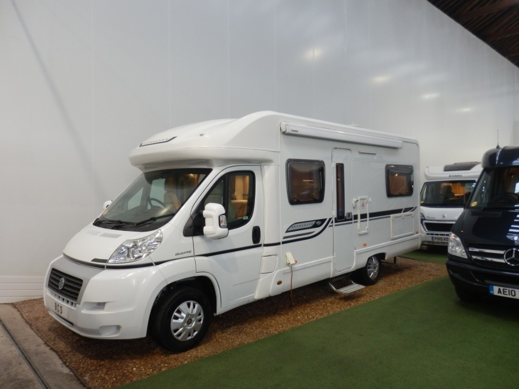 used Bessacarr E450  in lancashire