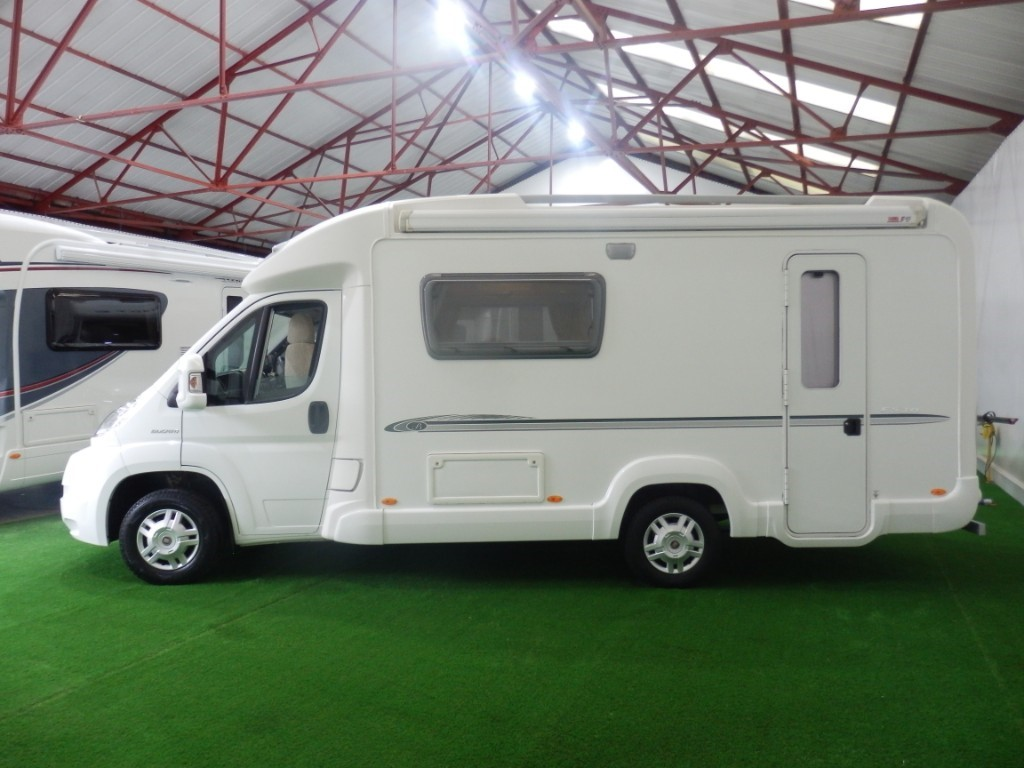 used Bessacarr E530  in lancashire