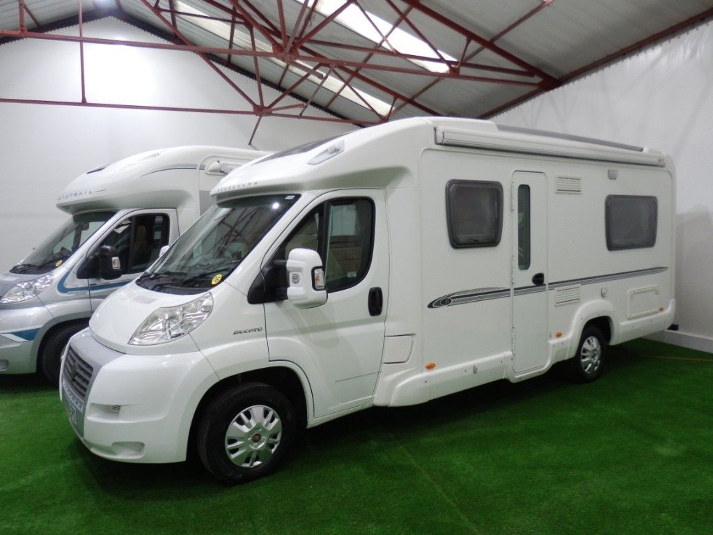 used Bessacarr E560  in lancashire
