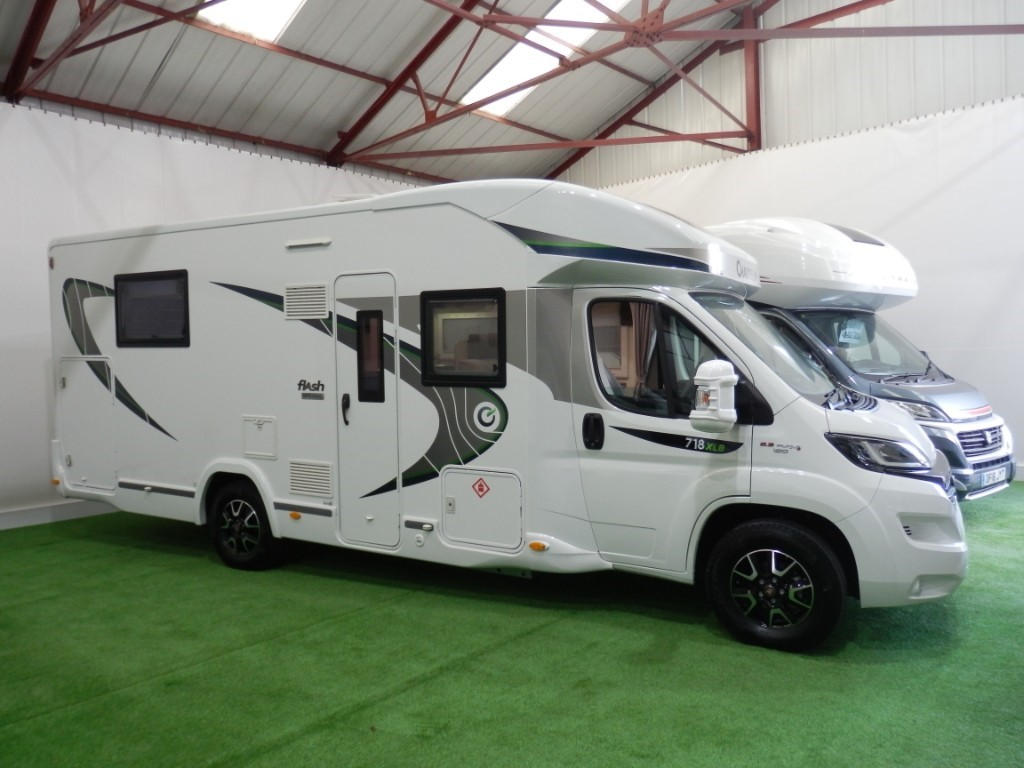 used Chausson Flash 718XLB in lancashire