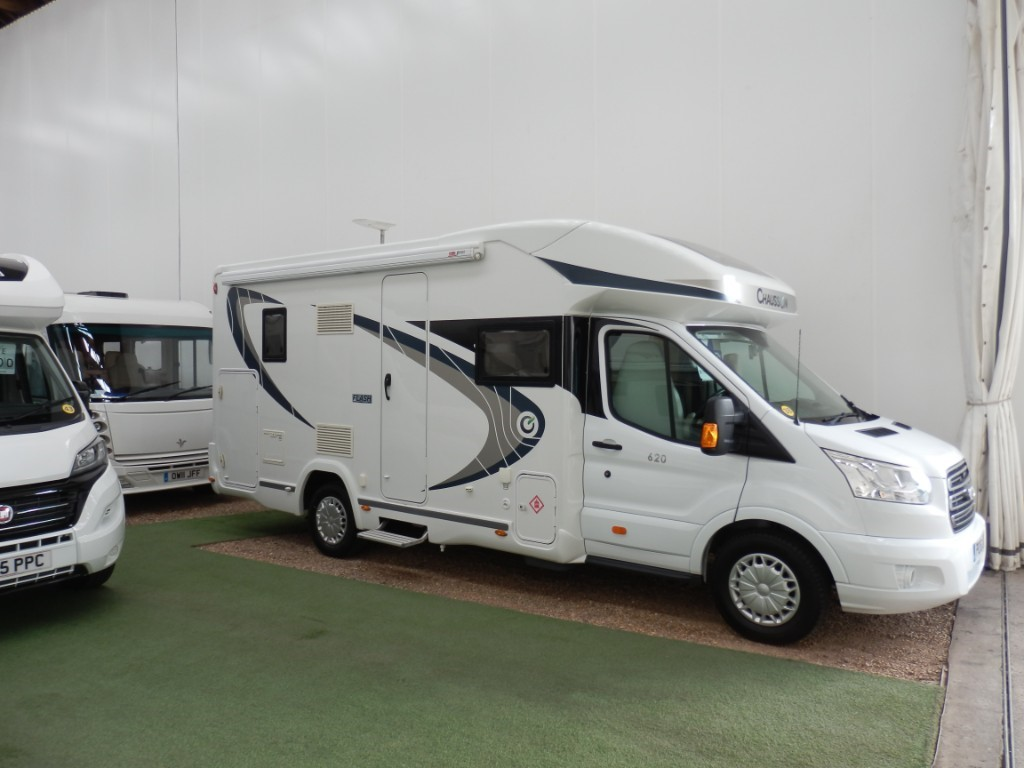 used Chausson Flash CHAUSSON FLASH 620 in lancashire