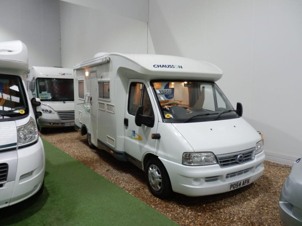 used Chausson Welcome  in lancashire