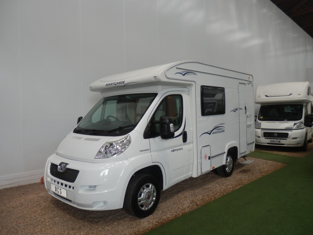 used Compass Avantgarde 115 in lancashire