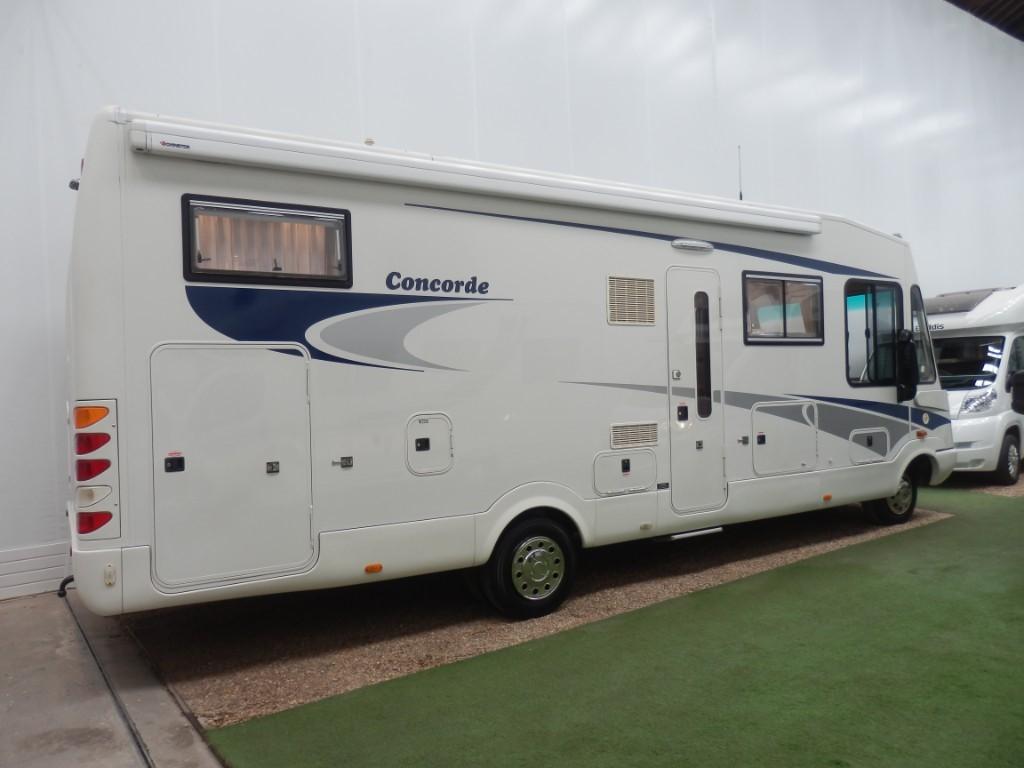 used Concorde  Charisma in lancashire