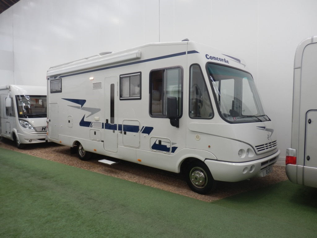 used Concorde Charisma I750H in lancashire