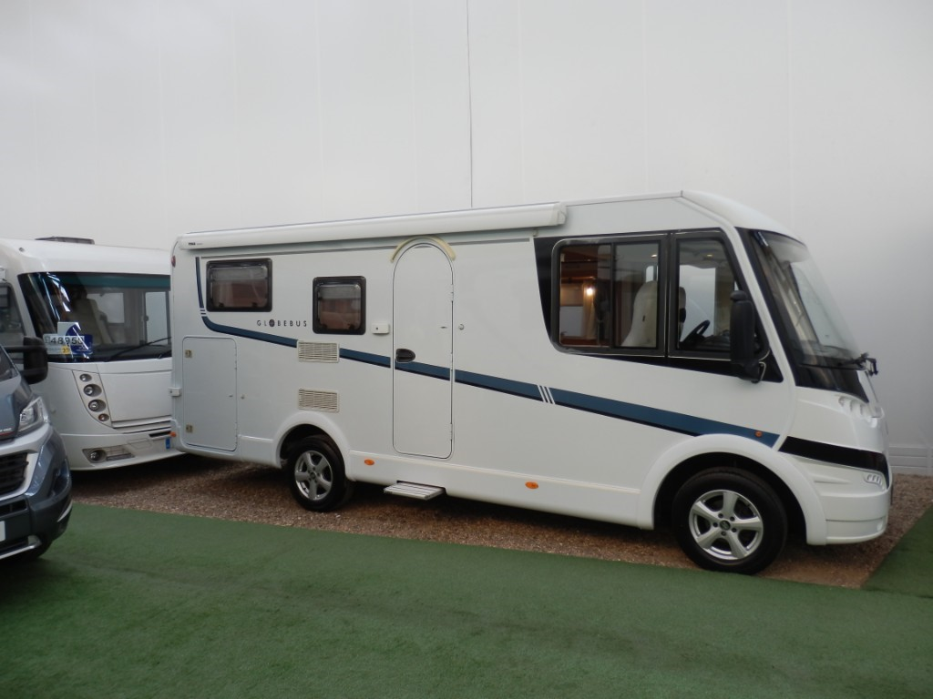 used Dethleffs  GLOBEBUS in lancashire