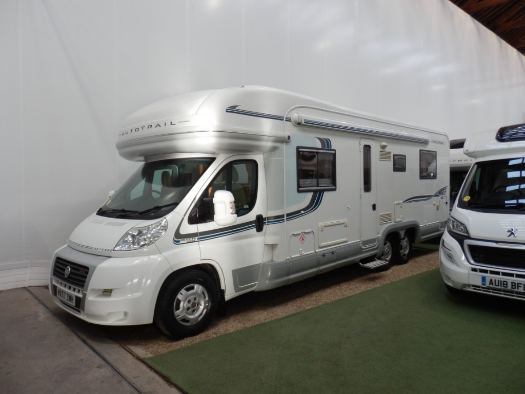 used Autotrail Cheyenne 840D in lancashire