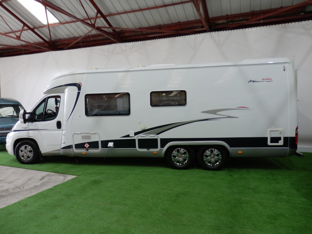 used hobby  750 in lancashire