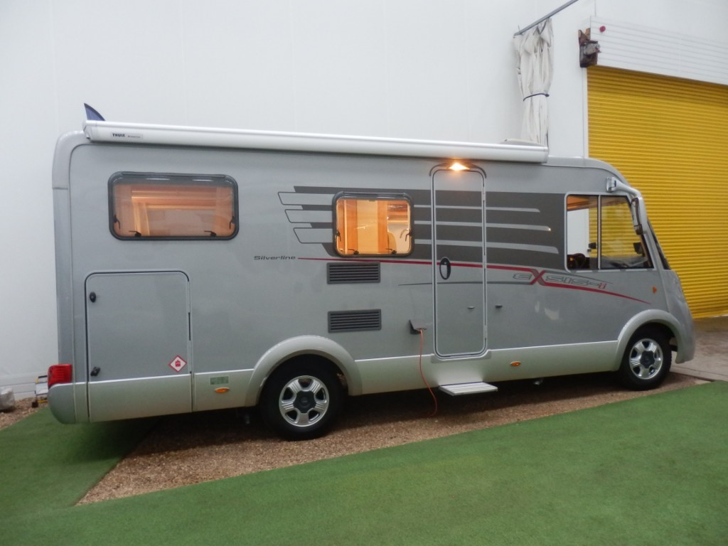 used Hymer Exsis I562 in lancashire