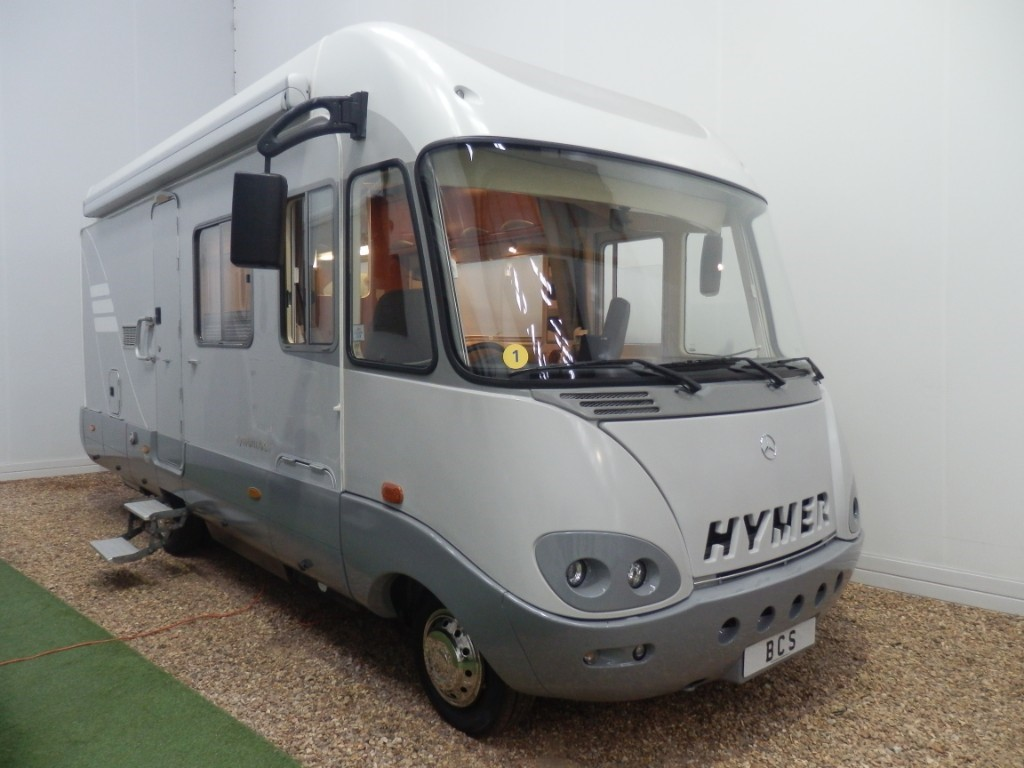 used Hymer StarLine S650 in lancashire