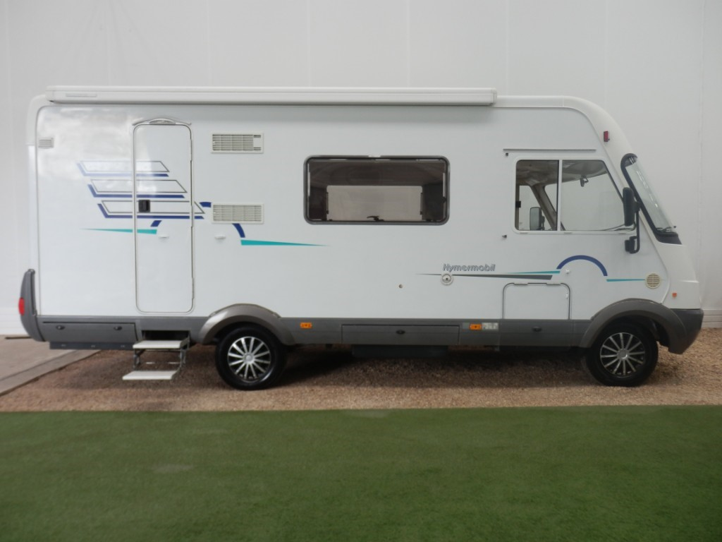 used Hymer StarLine 640 in lancashire