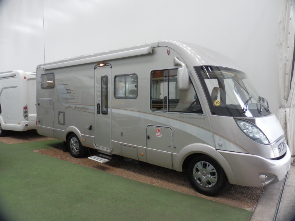 used Hymer  Star Edition B614 in lancashire