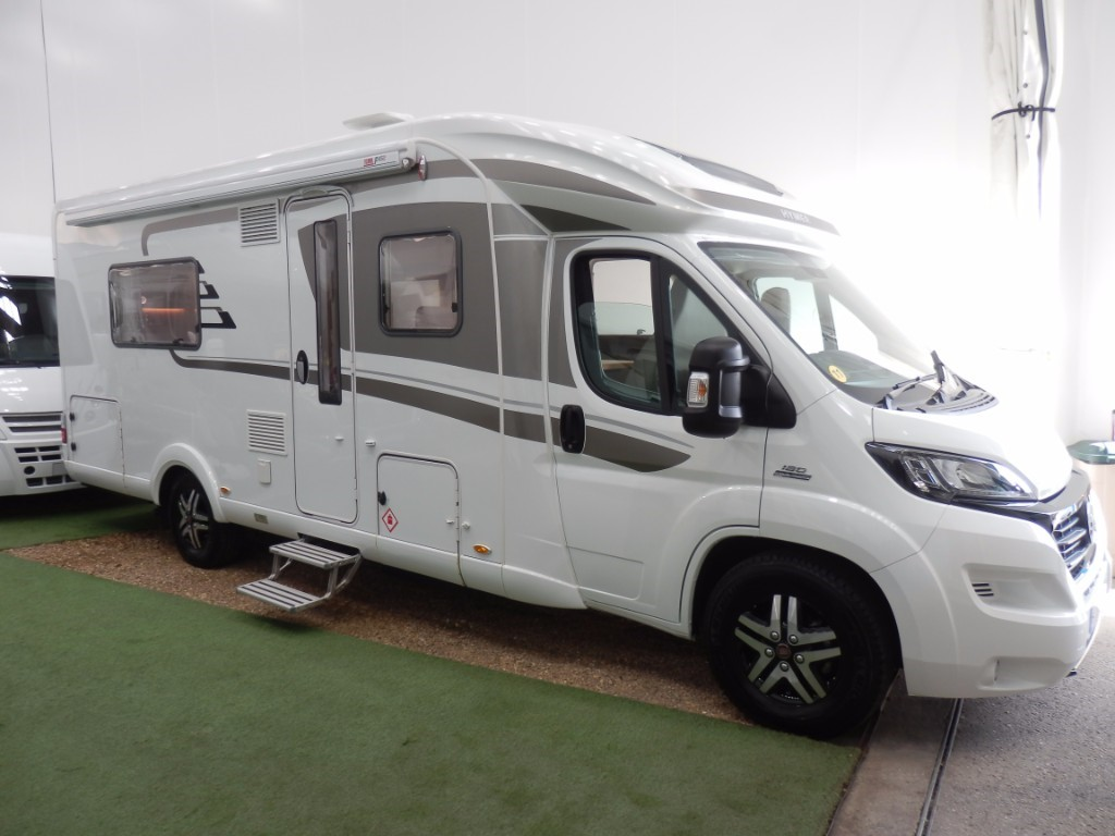 used Hymer  T SL 668 in lancashire