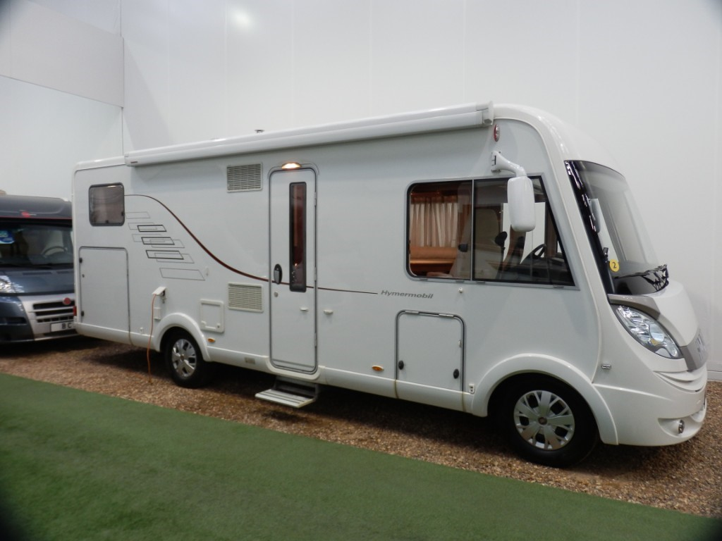used Hymer  B694 in lancashire