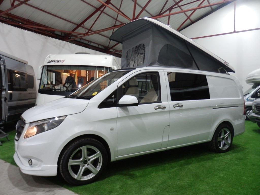 used Mercedes Sportshome 111 CDI in lancashire