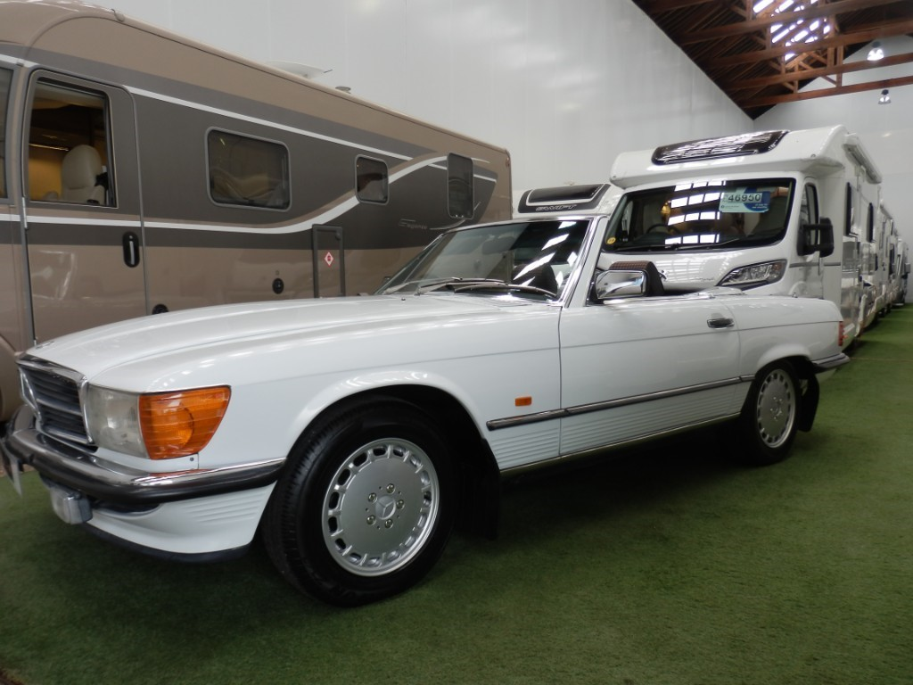 used Mercedes SL350  in lancashire