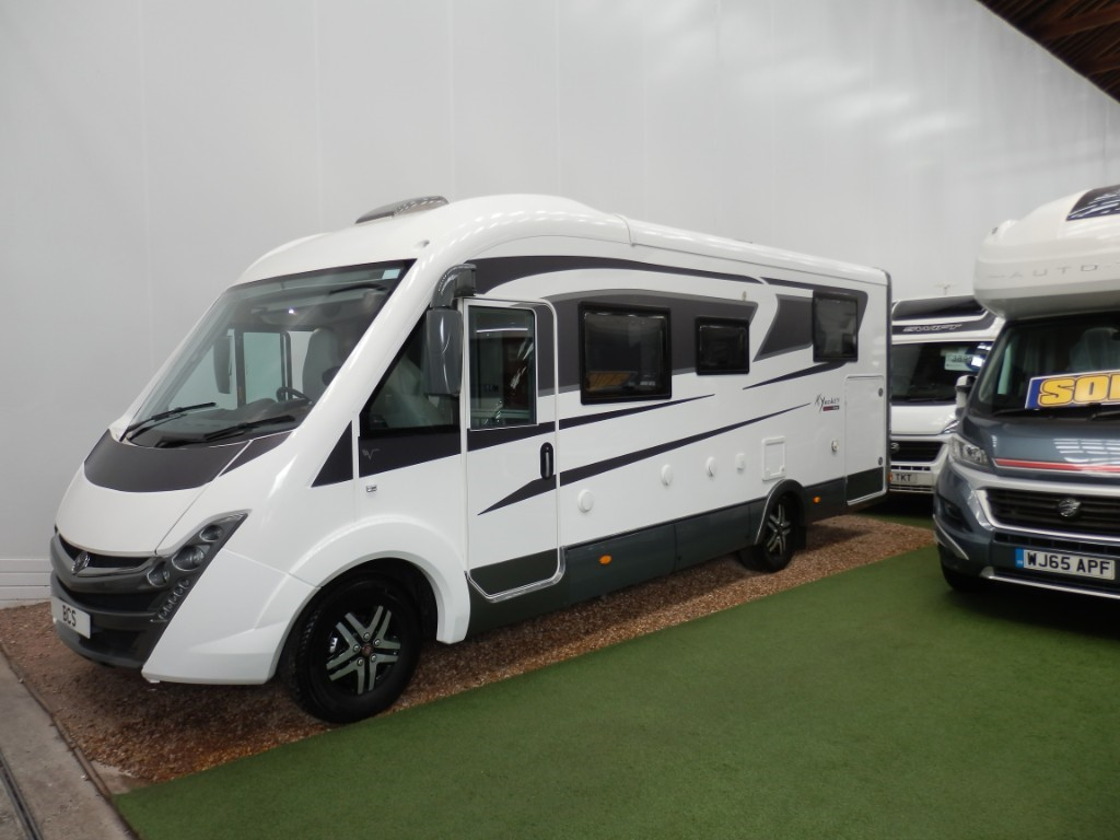 used Mobilvetta K-Yacht 79 in lancashire