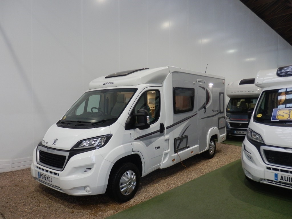 used Elddis Accordo 105 in lancashire