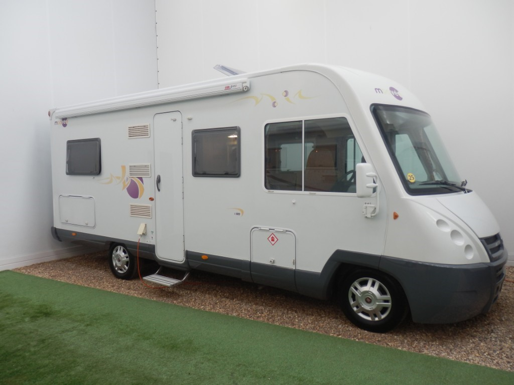 used Pilote Mooveo I683 in lancashire