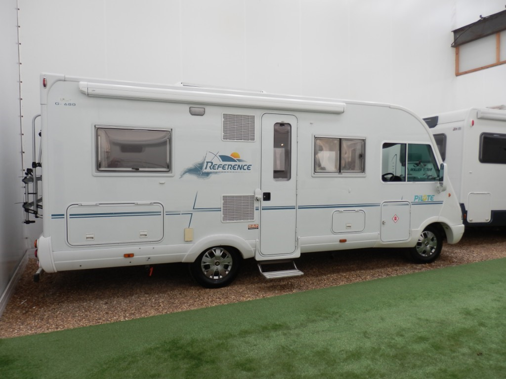 used Pilote  Reference G680 in lancashire
