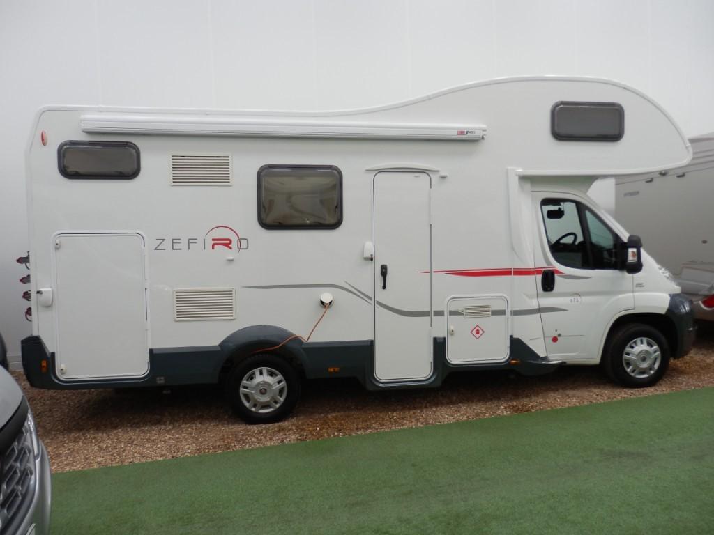 used Rollerteam Zefiro 675 in lancashire