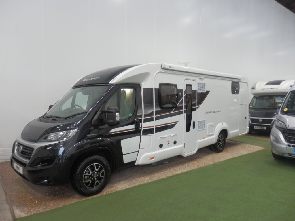 used Swift Bessacarr E597 in lancashire