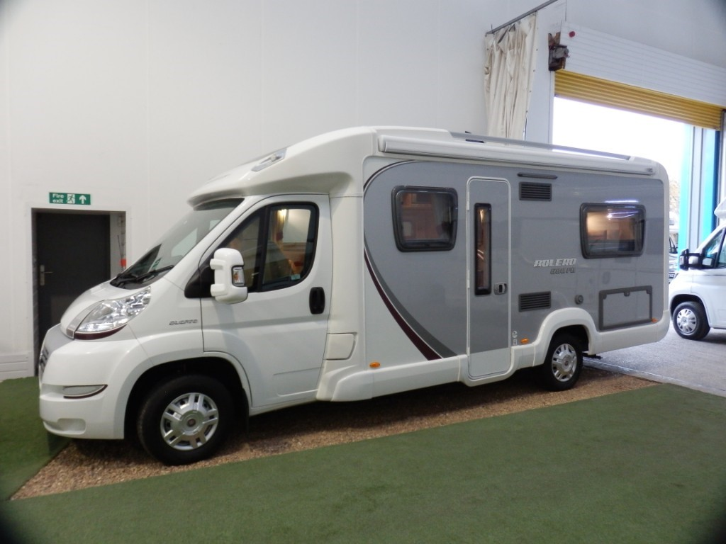 used Swift Bolero 680 FB in lancashire