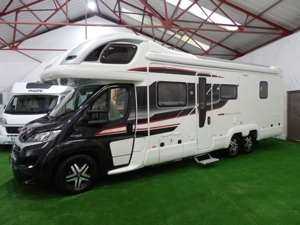 used Swift Kon-Tiki 669 Black Edition in lancashire