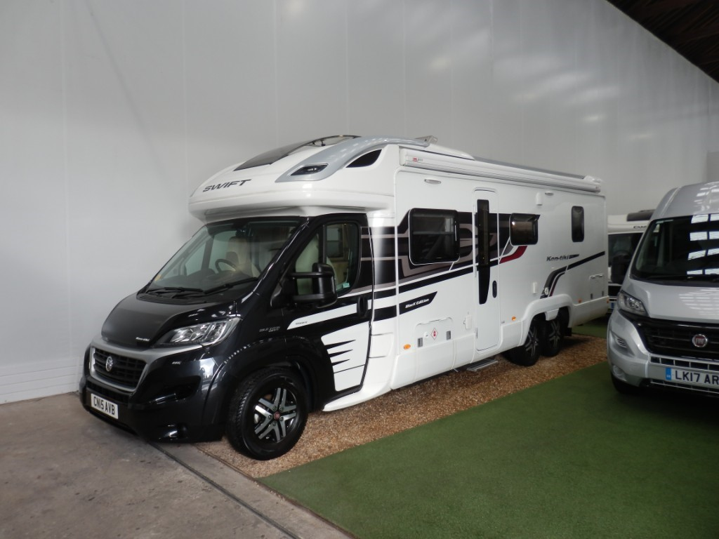 used Swift Kon-Tiki 669 in lancashire