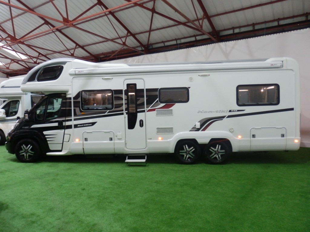 used Swift Kon-Tiki 649 in lancashire