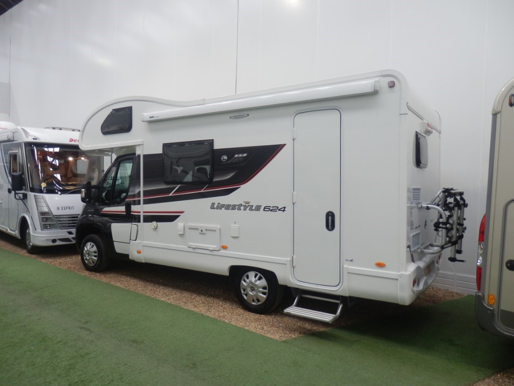 used Swift Lifestyle 624 in lancashire