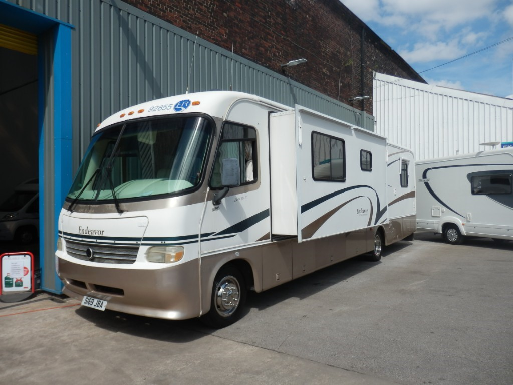 used Unlisted  Holiday Rambler Endeavour in lancashire