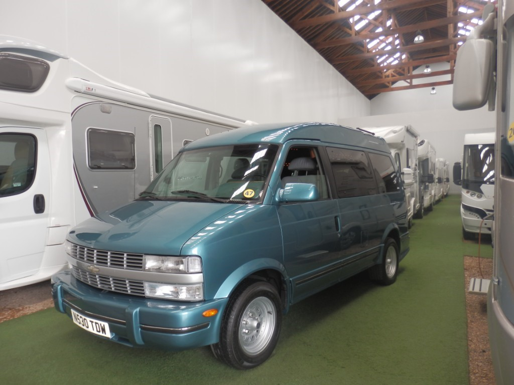 used Unlisted  Chevrolet Astro in lancashire