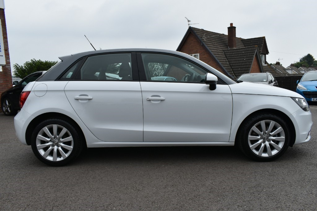 Used Audi A1 For Sale Gloucestershire