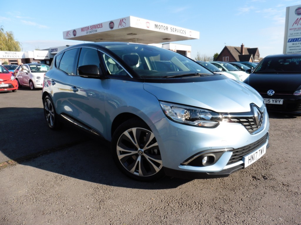 Renault Scenic DYNAMIQUE NAV DCI. ON SALE NOW