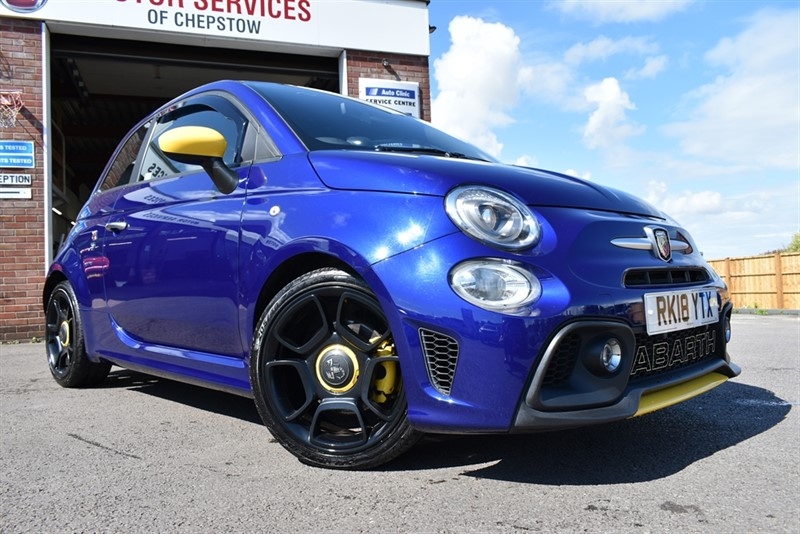 used Abarth 500 595 TROFEO in chepstow