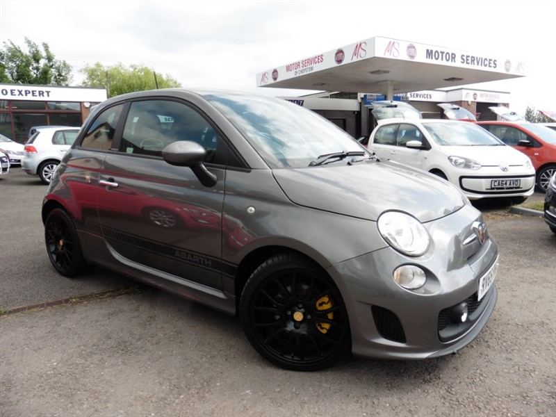 used Abarth 595 1.4 T-Jet Trofeo 3dr in chepstow-wyvern