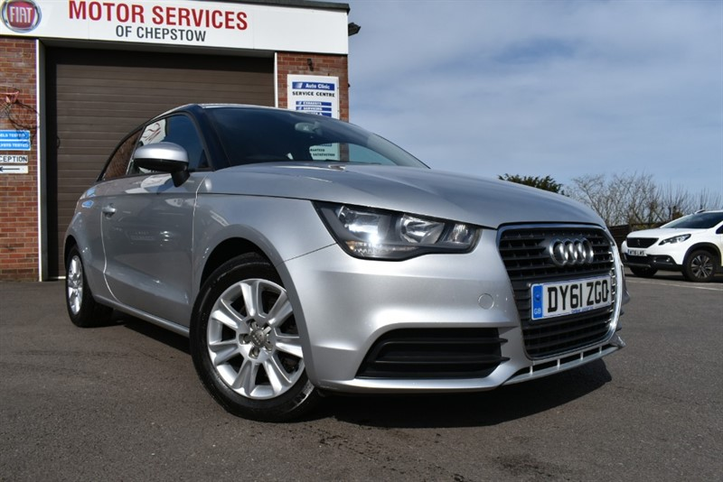 used Audi A1 TDI SE in chepstow-wyvern