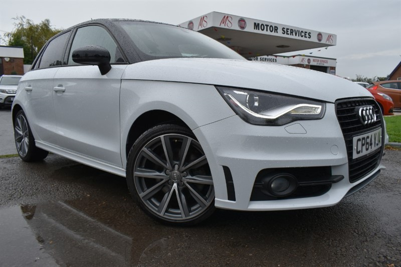 used Audi A1 SPORTBACK TFSI S LINE STYLE EDITION in chepstow