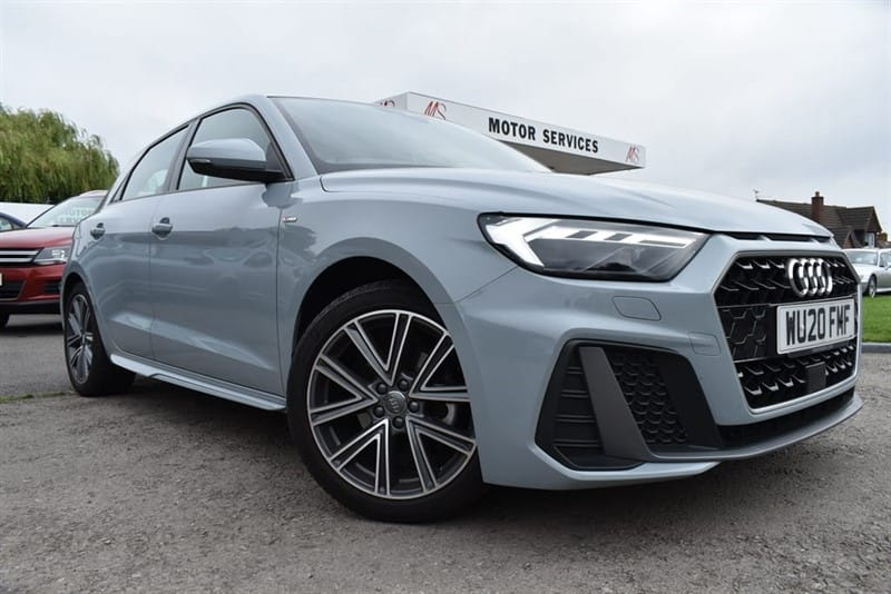used Audi A1 SPORTBACK TFSI S LINE in chepstow