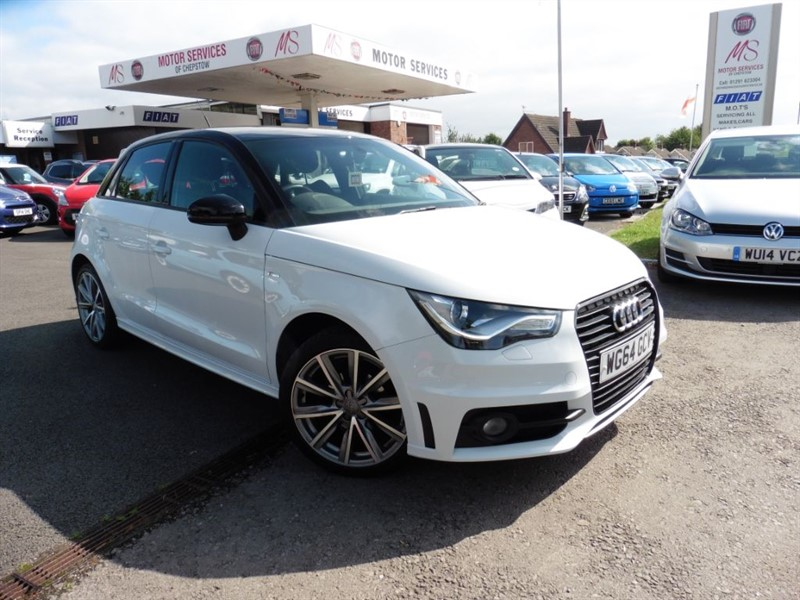 used Audi A1 SPORTBACK TFSI S LINE STYLE EDITION in chepstow-wyvern