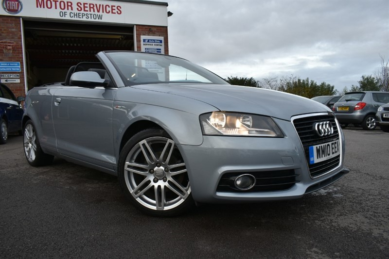 used Audi A3 TFSI S LINE in chepstow-wyvern