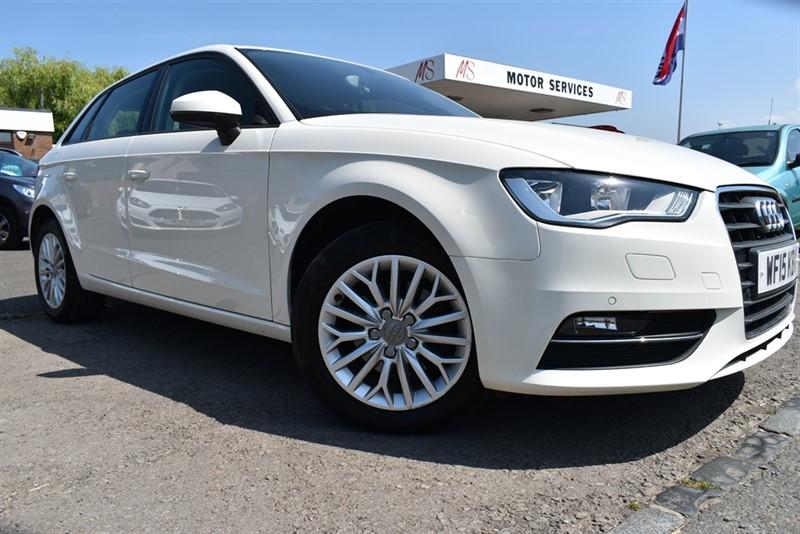used Audi A3 TDI SE TECHNIK in chepstow
